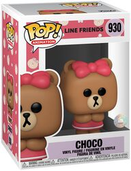 Choco Vinyl Figure 930
