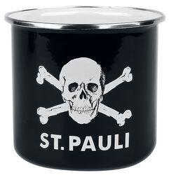 Skull - Camping Mug