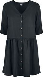 Ladies Babydoll Shirt Dress