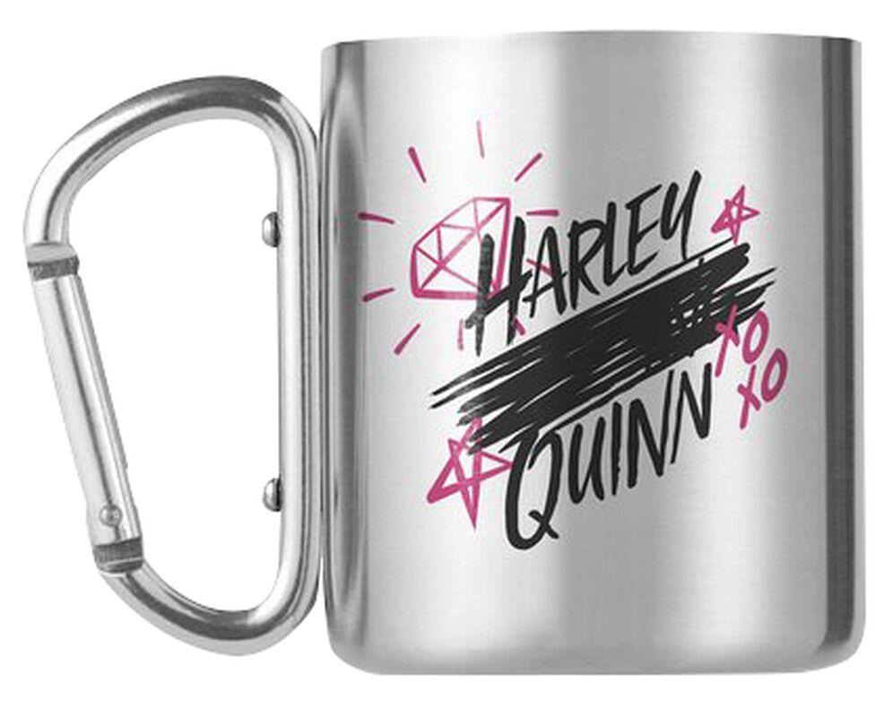 Harley Quinn - Mug with Carabiner Clip