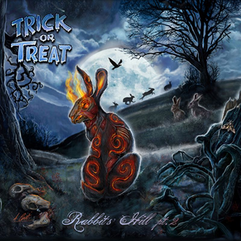 Trick Or Treat Rabbit's hill pt. 2