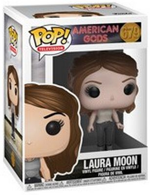 Laura Moon (Chase Edition Possible) Vinyl Figure 679