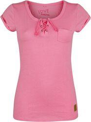Ladies Plain Melange Shirt