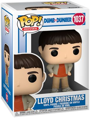 Lloyd Christmas Vinyl Figure 1037