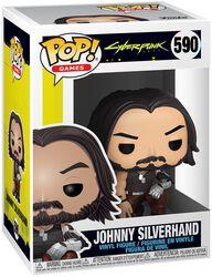 Johnny Silverhand Vinyl Figur 590