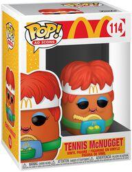 Mc Donalds Tennis McNugget Vinyl Figur 114