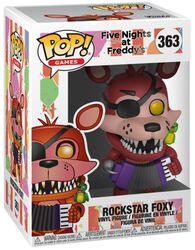 Rockstar Foxy Vinyl Figure 363