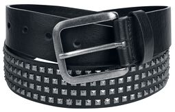 Studded Belt Amber
