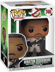 Winston Zeddemore Vinyl Figure 746
