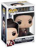 Regina with Fireball Vinyl Figure 382