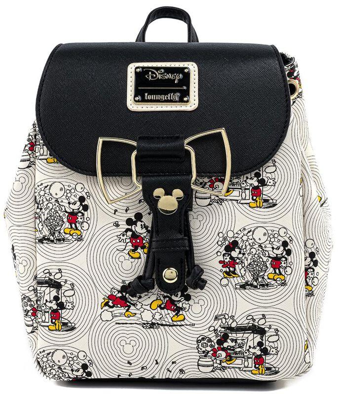 Loungefly - Minnie and Mickey