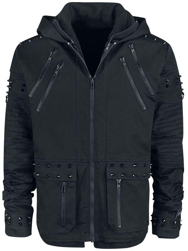 Black Chrome Jacket