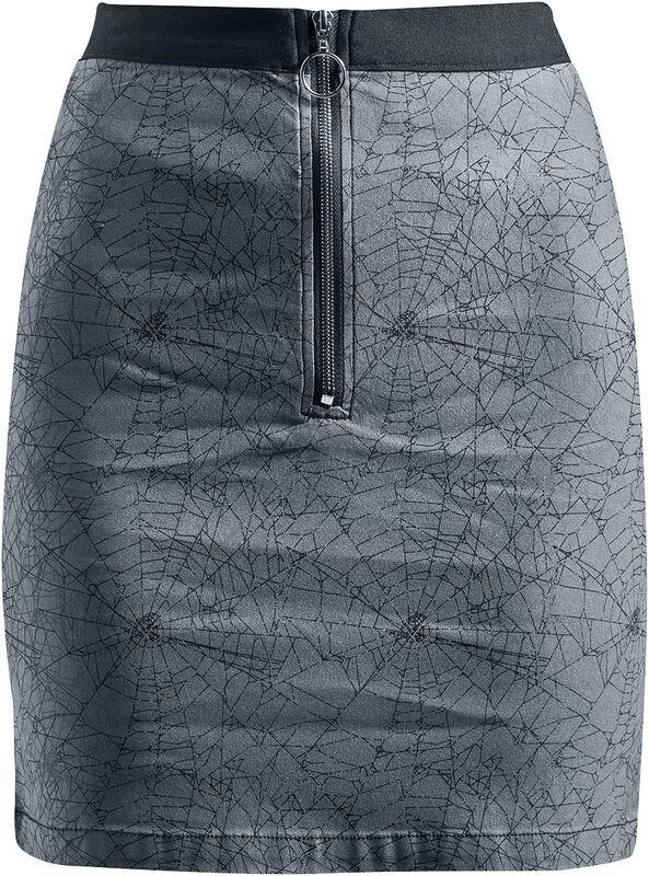 Creepy Spider Skirt
