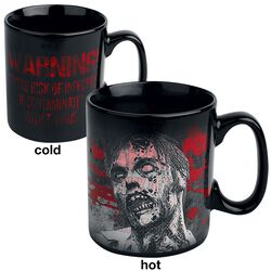 Infected - Heat-Change Mug