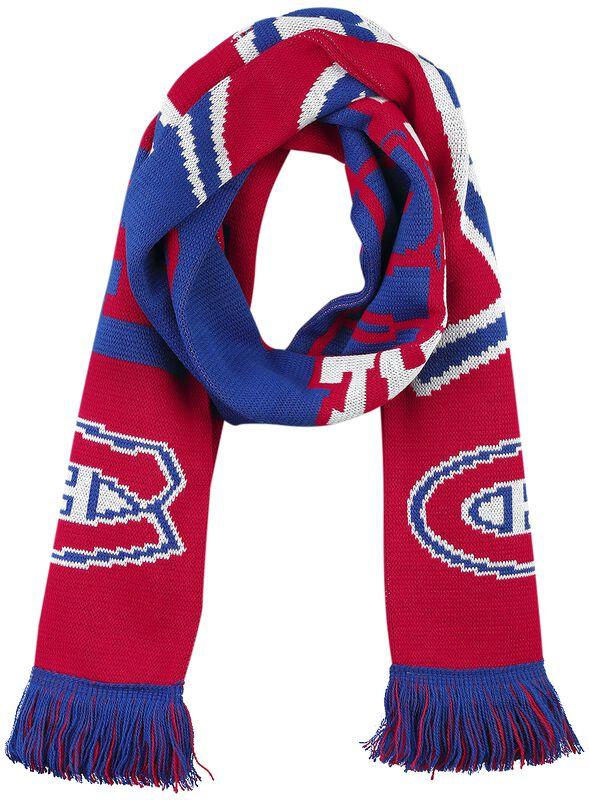 Montreal Canadiens - Big Logo Scarf