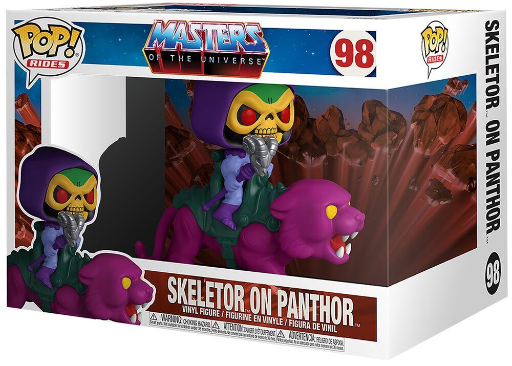 Skeletor on Panthor (Pop! Rides) Vinyl Figure 98