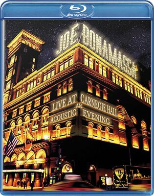 Live at Carnegie Hall - An acoustic evening
