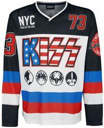I Was Made For Lovin' You Hockey Trikot