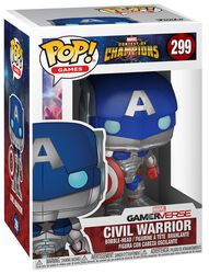 Contest of Champions -  Civil Warrior Vinyl Figure 299