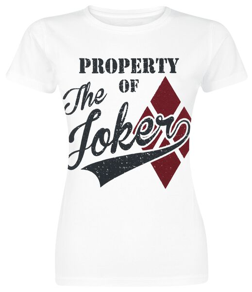 Property Of The Joker T-Shirt