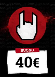 Buono EMP 40,00 EUR