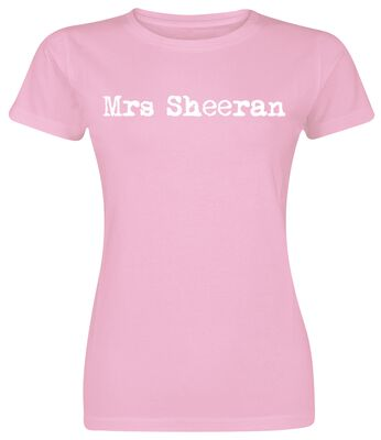 Mrs Sheeran