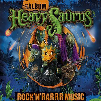 Das Album-Rock 'n' Rarrr Music