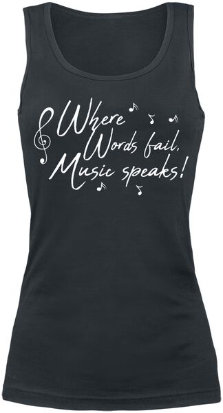 Where Words Fail, Music Speaks! Top 1 Commento Tutti i prodotti: Where Words Fail, Music Speaks!