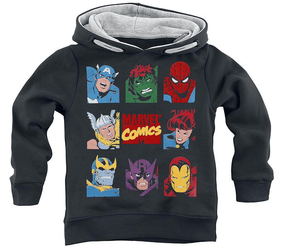 Marvel Comic Icons