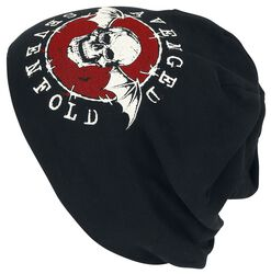 Distressed Deathbat - Light Beanie