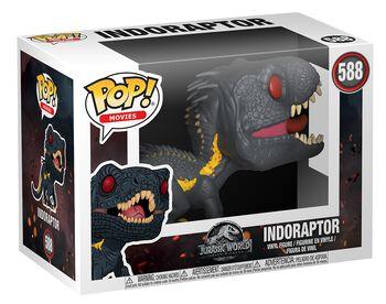 Jurassic World - Indoraptor Vinyl Figure 588