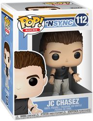 JC Chasez Rocks Viinyl Figure 112