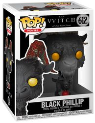 Black Phillip Vinyl Figure 612