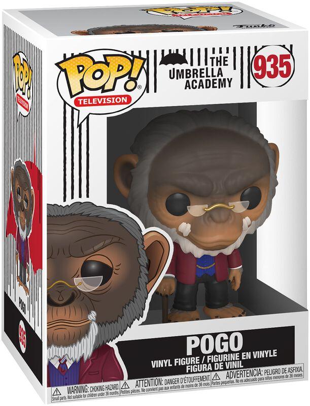 Pogo Vinyl Figure 935