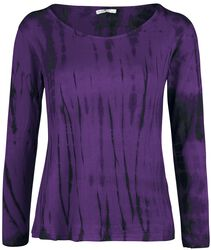 Tye Longsleeve Top Ladies