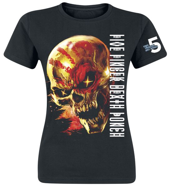 Justice For None Skull T-Shirt