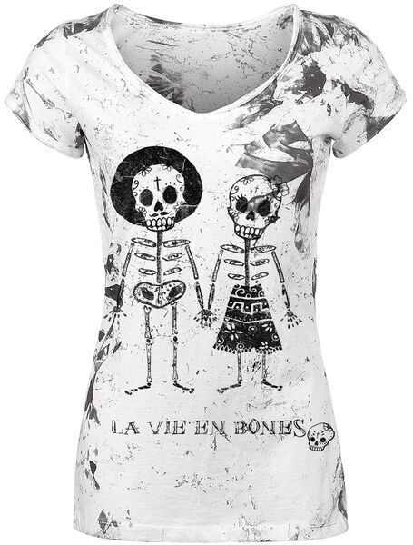 Lovers T recensioni 15 Shirt Skeleton dH8qzd