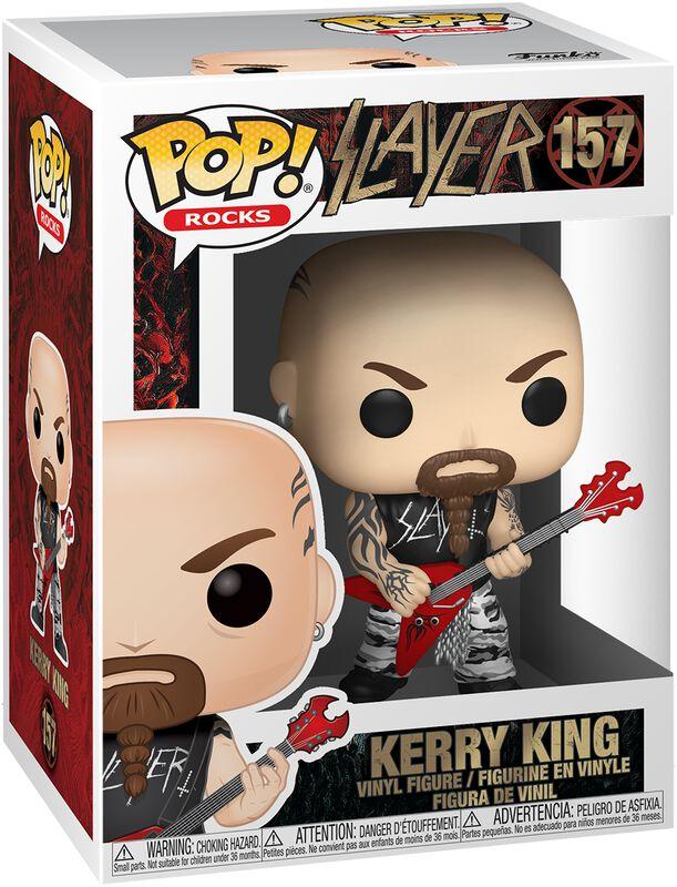 Kerry King Rocks Vinyl Figur 157