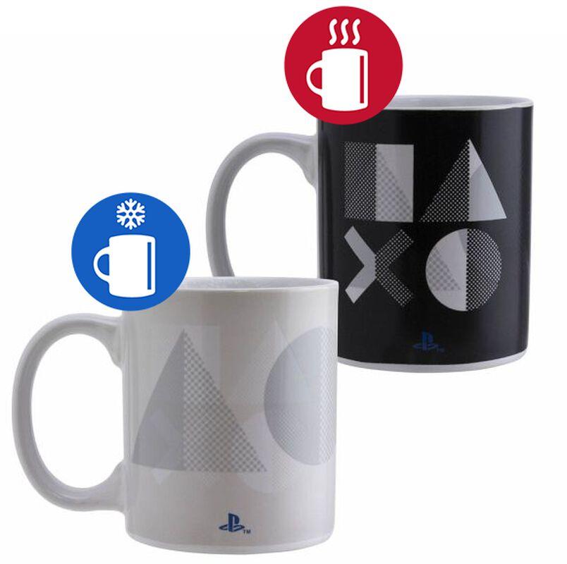 PS5 - Heat-Change Mug