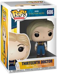 Thirteenth Doctor Vinyl Figure 686