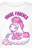 Unicorn - Fluffy Yours Forever
