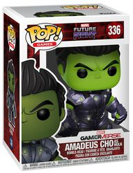 Future Fight - Amadeus Cho as Hulk Vinyl Figure 336