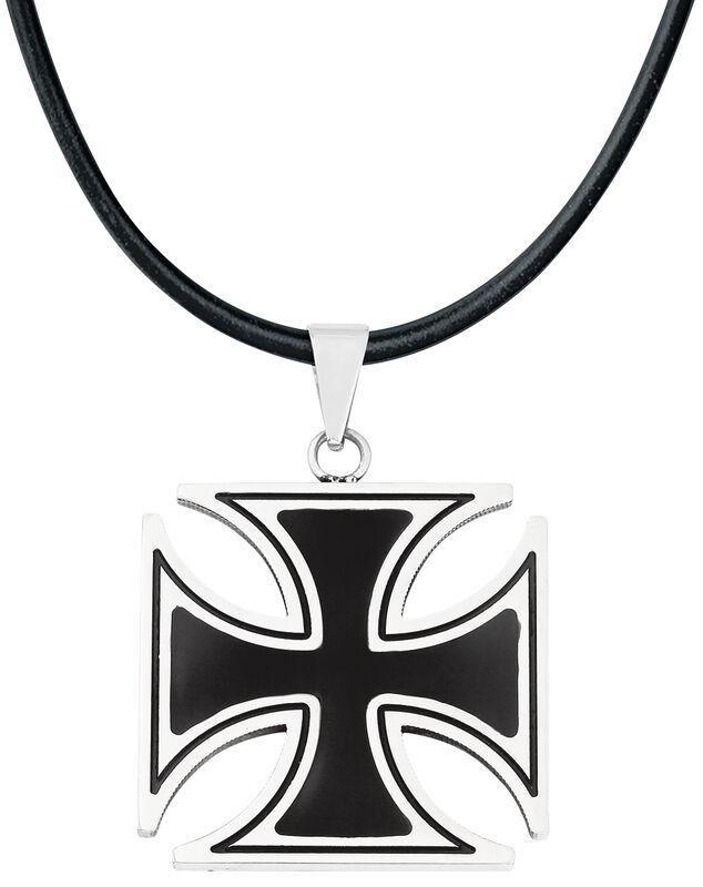 Black Iron Cross