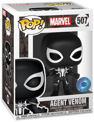 Agent Venom (Chase Edition Possible!) Vinyl Figure 507