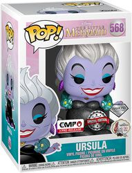 Disney Villains - Ursula (Diamond Glitter Edition) Vinyl Figure 568