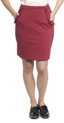 Gamine Sweat Skirt