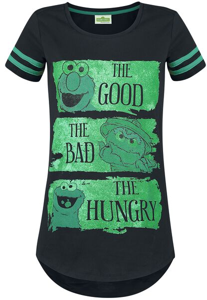 The Good, The Bad, The Hungry T-Shirt