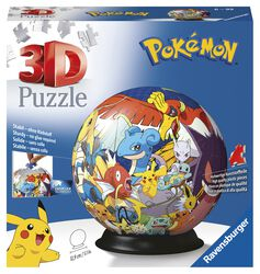 Pokémon Puzzle-Ball
