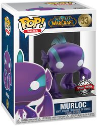 Murloc (Blizzard 30th) (Metallic) Vinyl Figure 33