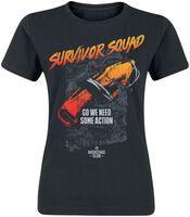 BSC T-shirt Donna